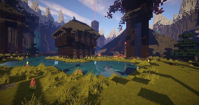 minecraft videohra