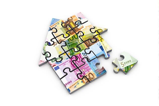 puzzle domeček