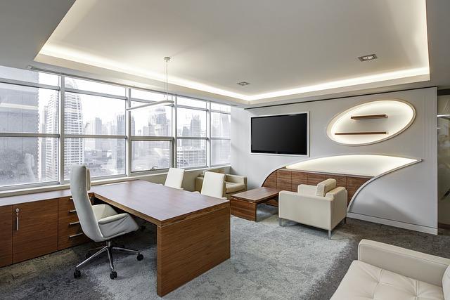 Kancelář podnikatele