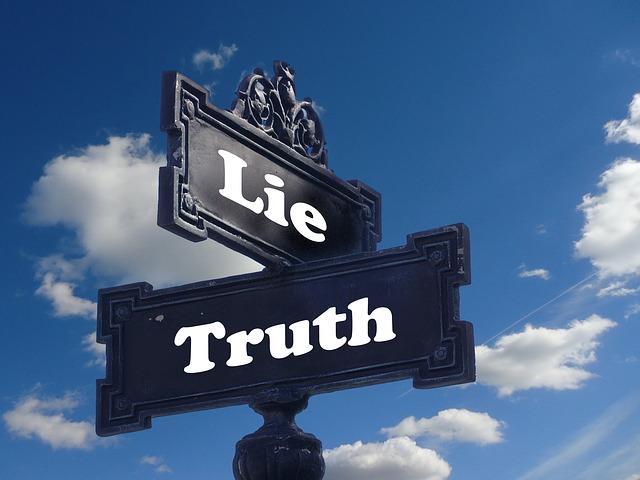 Jak snadno odhalit lháře
