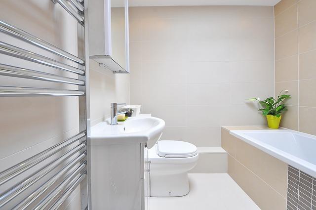Luxusně vybavená koupelna