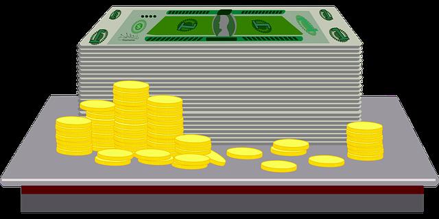 nakreslené peníze